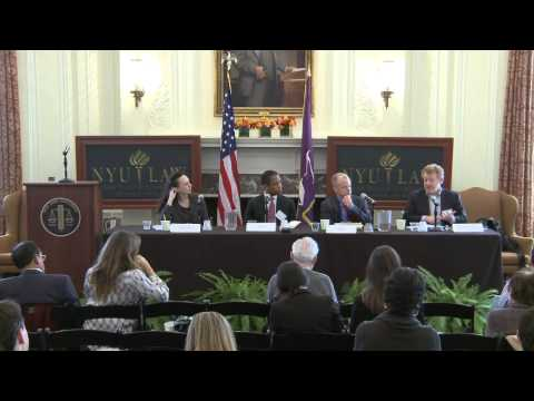 Green for Green: The Business and Law of Renewable Energy Finance - Panel 3