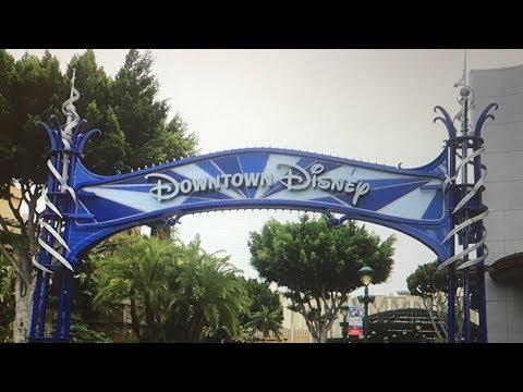 Exploring Downtown Disney & Disneyland Resort Hotels!!