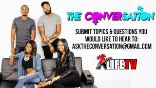 The Conversation - Episode 3 - Breaking the Girl Code and Guy Code! (FULL EPISODE)