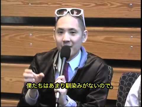 Far East Movement - Interview in NYC (日本語字幕付き)