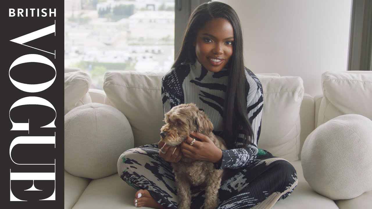 Inside Ryan Destiny's Home For a Perfect Night In | British Vogue