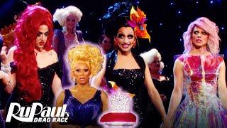 Every Time RuPaul Crowned A Winner 👑 RuPaul's Drag Race