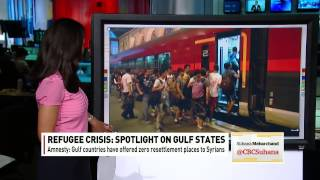 The Gulf States and the Syrian Refugee Crisis