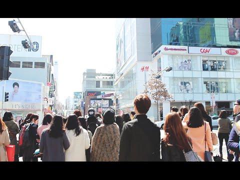 Daegu: Dongseongro / 대구: 동성로