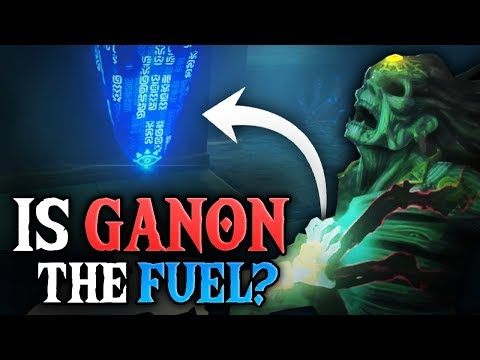Breath of the Wild 2: Is Ganondorf the SOURCE of Ancient ENERGY? (ft. Zeltik)