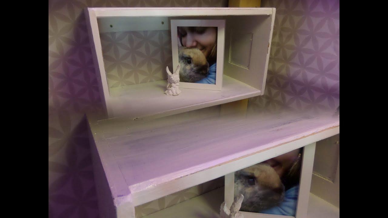 Shabby Chic Ikea : Diy altes ikea regal in neuem look shabby chic leicht gemacht