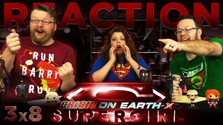 "Download Video Supergirl 3x8 REACTION!! ""Crisis on Earth-X, Part 1"" MP3 3GP MP4"