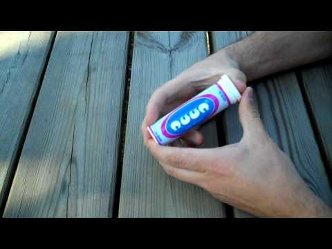 Bonjour64 episode 5: Nuun re-hydration tablets