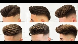MEN'S HAIRSTYLE TRENDS FOR 2018🔥🔥 (best motivation to change your look 👦)