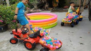 Trò Chơi Sân Chơi Ngoài Trời Vui Nhộn ❤ ChiChi ToysReview TV ❤ Outdoor Playground For Children Fun