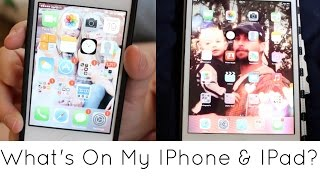 What's on my IPhone & IPad? | Avrey Elle Thumbnail