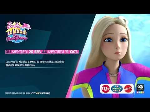 Barbie et la Magie des Dauphins | Au cinéma streaming vf