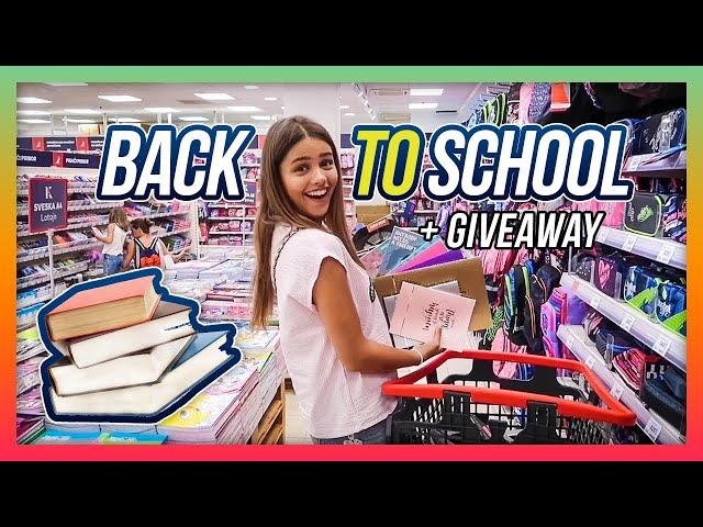 BACK TO SCHOOL SA MAMOM + GIVEAWAY!