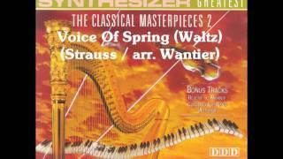 Voice Of Spring (Waltz) (Strauss / arr. Wantier)
