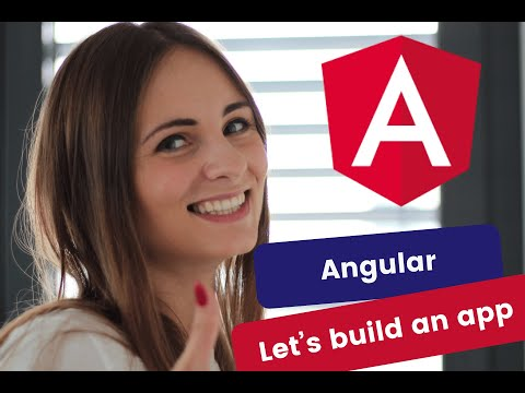 Angular tutorial How to build application in Angular with API thumbnail