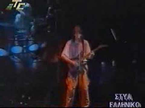 Moro mou faltso 1987 - Michalis Rakintzis ( live )