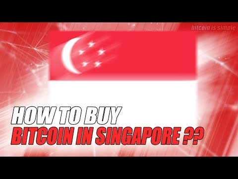 How To Buy BITCOIN In SINGAPORE ??