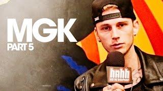 Machine Gun Kelly Talks Lyrics Going Over People's Heads