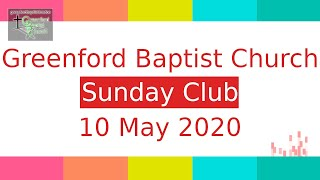 Sunday Club - 10 May 2020