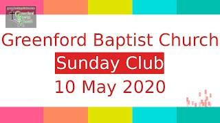 Sunday Club - 10 May 2020