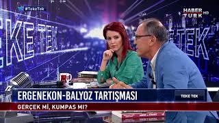 Teke Tek - 22 Ağustos 2017 (Ergenekon-Balyoz Tartışması)