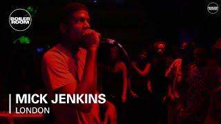 Mick Jenkins Boiler Room London Live Set