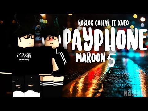 Payphone - Maroon 5 | Roblox MV Collab | ft. xNeo