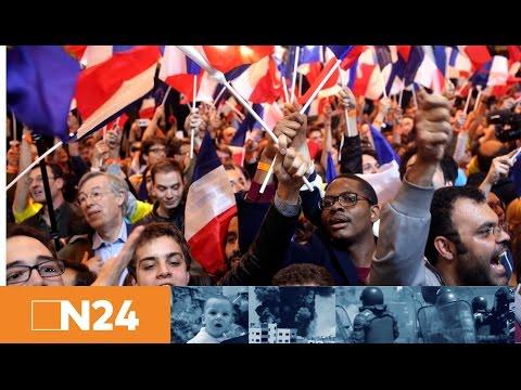 Kampf um den Élysée-Palast in Paris:  Die Entscheidung in Frankreich ist gefallen