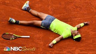 2019 French Open final: Rafael Nadal vs. Dominic Thiem | NBC Sports