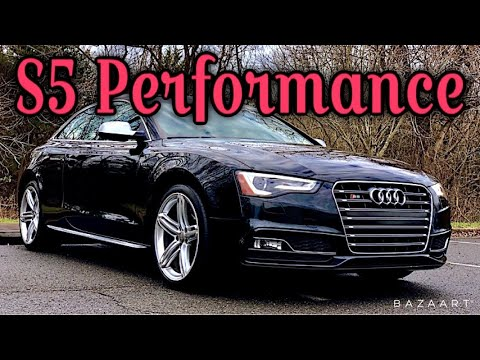 This Beautiful Audi S5 Coupe is an Excellent Daily Driver