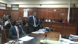 Case against Garissa University terrrorism suspects adjourned to Sept 1