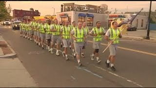 Springfield Police Academy use physical training to get to know community
