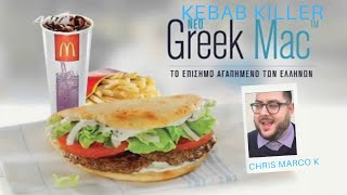 GREEK MAC LIMASSOL CYPRUS Kebab Killer | Ep.12