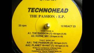 Technohead - The Passion