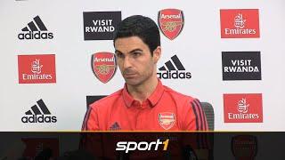 Das plant Arsenals neuer Coach mit Özil | SPORT1