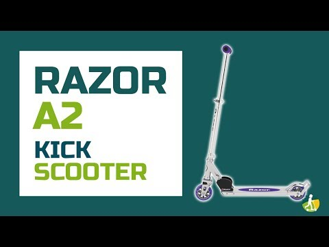 Razor A2 Kick Scooter Review And Buying Guide