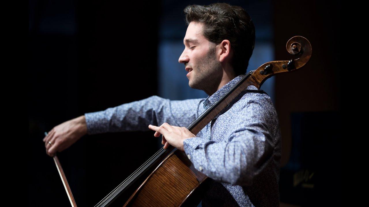 G.Crumb: Cello Sonata | Roger Morelló (Live in Casa Milà)