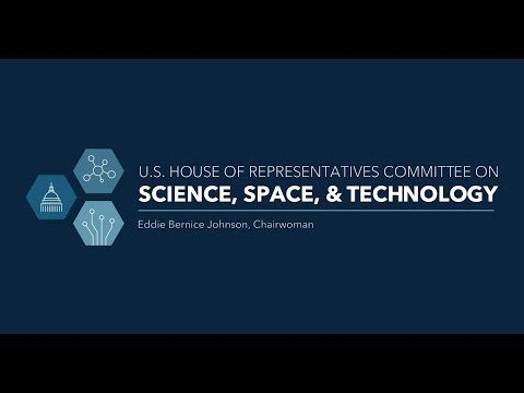 Hearing: The State of Climate Science and Why it Matters (EventID=108915)