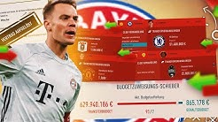 MEGA TRANSFER ESKALATION? 600 Millionen zur NEUEN SAISON 😲FIFA 20 Karrieremodus FC Bayern