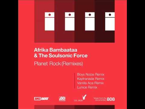 Afrika Bambaataa & the Soulsonic Force - Planet Rock (Kaytranada Remix)