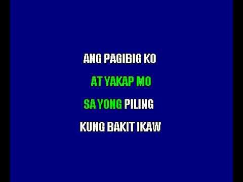 Carol Banawa   Itanong Mo Sa Puso Ko Filipino Karaoke