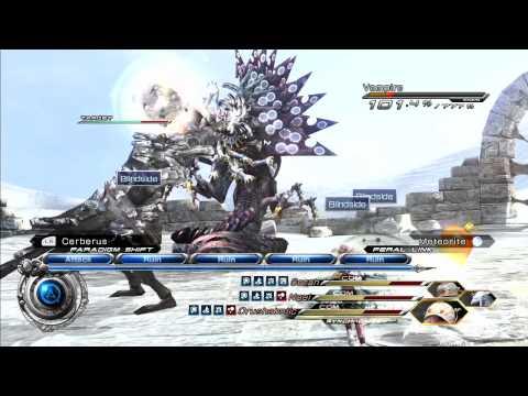 FFXIII-2 Raspatil Battle (3,666,000 HP)
