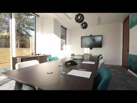 A co-working space that makes business sense | MPL Interiors