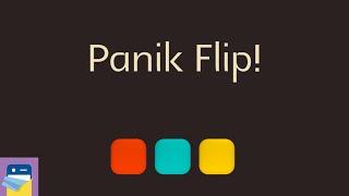 Panik Flip!: iOS Beta Gameplay Part 1 (by Benoit Canick)
