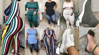 These Items Are Selling Out Fast! | GS LOVE Try-On Haul | Daquana White