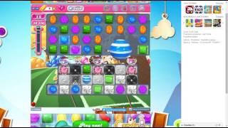 candy crush saga level 1434 no booster 3 stars 484 k pts
