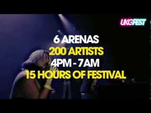 UKG Fest - The Biggest Indoor UK Garage Festival - Promo Video