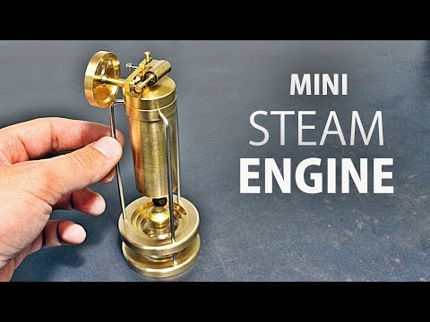 Mini Chinese Steam Engine