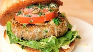 牛肉漢堡佐蜂蜜優格醬 Beef Burger with Honey Yogurt | Soac x 愛料理廚房