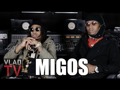 Migos' Quavo and Takeoff Give An Update On Offset's Jail Bid